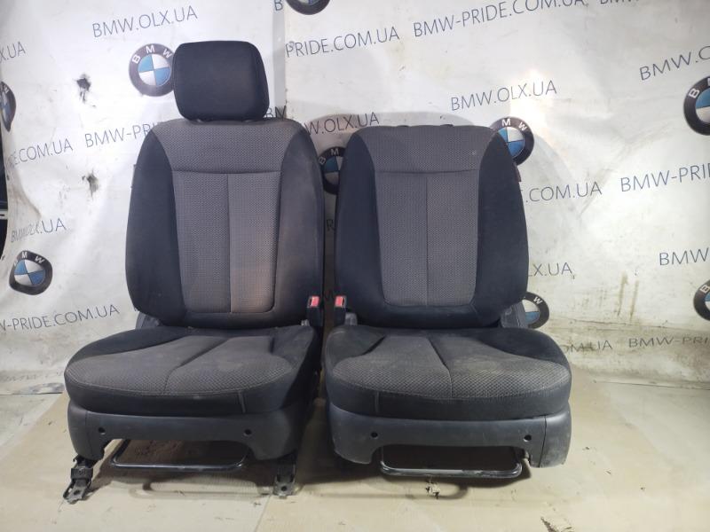 Сиденья Hyundai Santa Fe CM 2.2 CRDI 2009 (б/у)