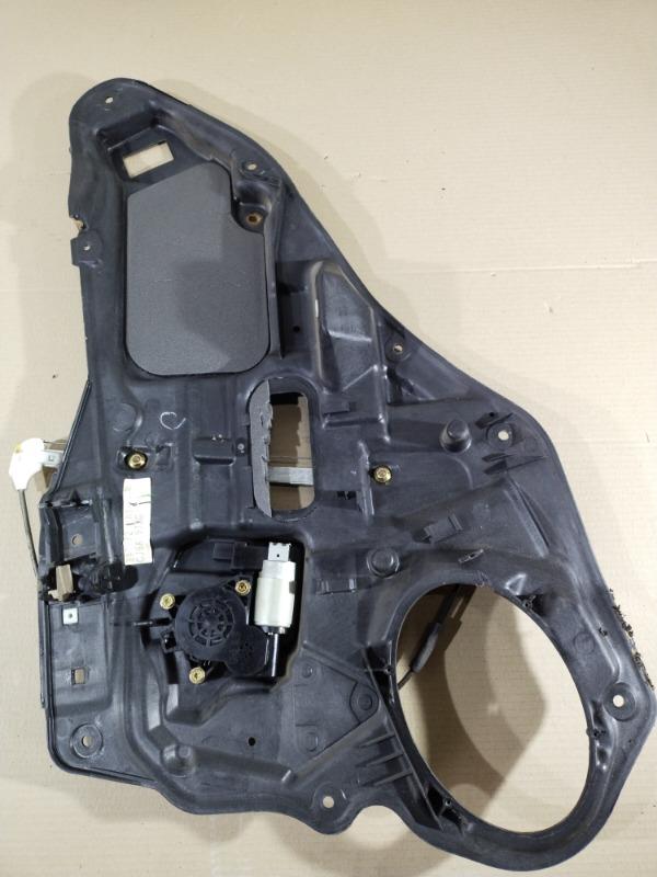 Стеклоподъемник Mazda 6 GG 2.0 RF7J 2007 задний правый (б/у)