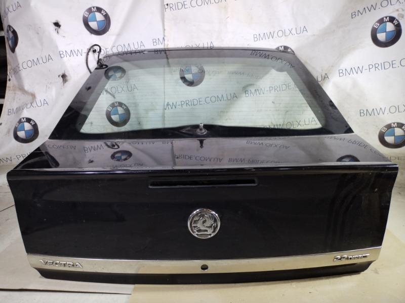 Крышка багажника Opel Vectra C 2.2 SE (б/у)
