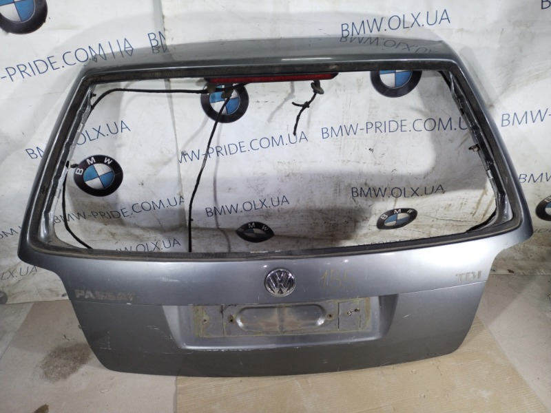 Крышка багажника Volkswagen Passat B5 1.9 TDI 2003 (б/у)