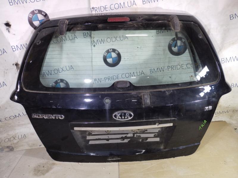 Крышка багажника Kia Sorento BL 2.5 CRDI 2005 (б/у)