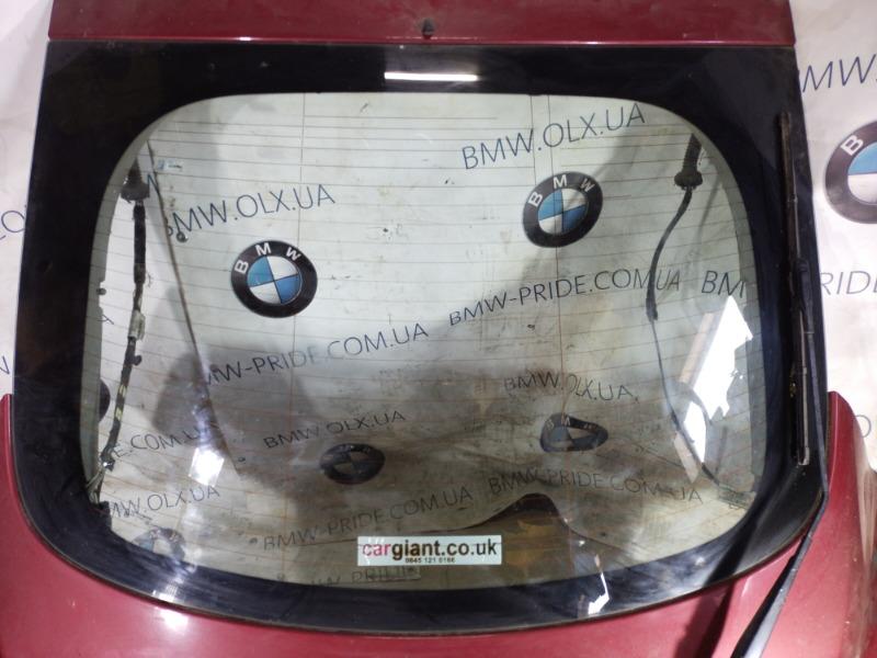 Стекло Opel Insignia A 2.0 DTH 2009 заднее (б/у)