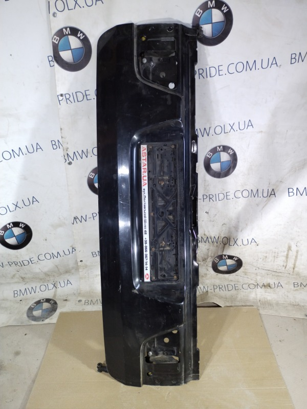 Крышка багажника Bmw X5 E53 M57D30 (б/у)