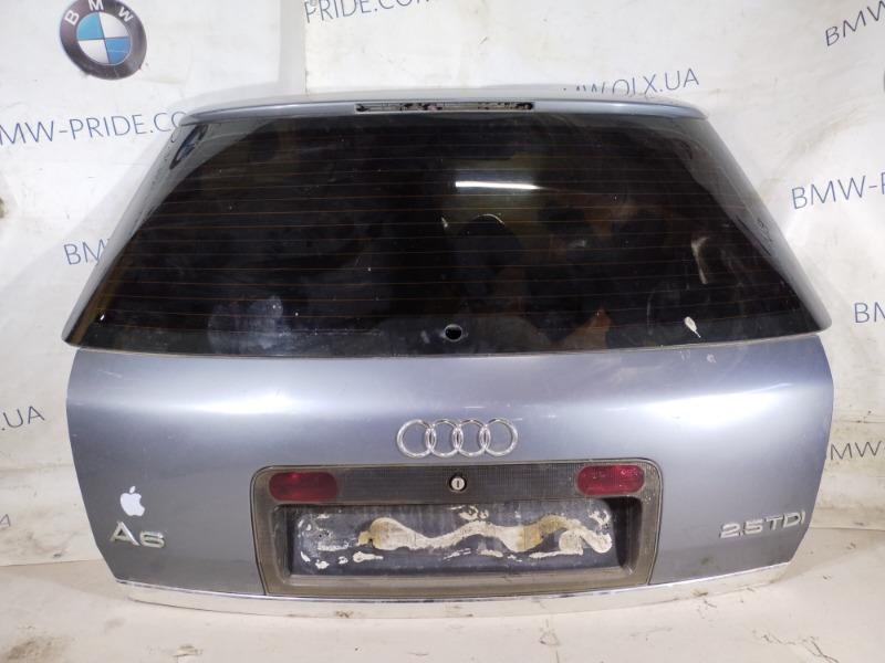 Крышка багажника Audi A6 C5 2.5 AKE 2001 (б/у)