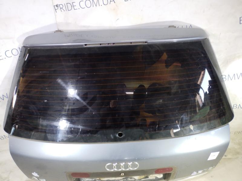 Стекло Audi A6 C5 2.5 AKE 2001 заднее (б/у)
