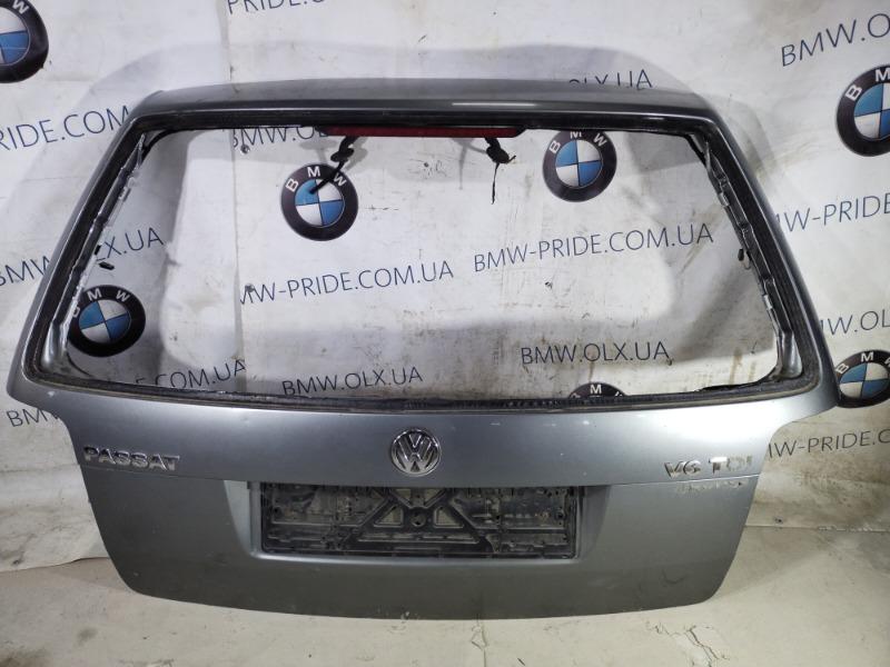Крышка багажника Volkswagen Passat B5 2.5 AKN 2003 (б/у)