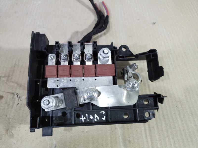 Крышка плюсовой клеммы Chevrolet Volt 1.4 2013 (б/у)