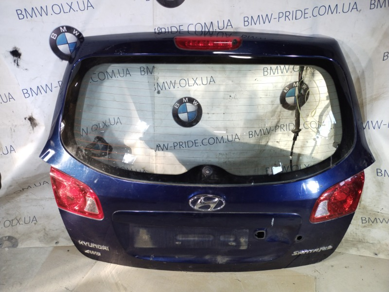 Крышка багажника Hyundai Santa Fe CM 2.2 CRDI 2009 (б/у)