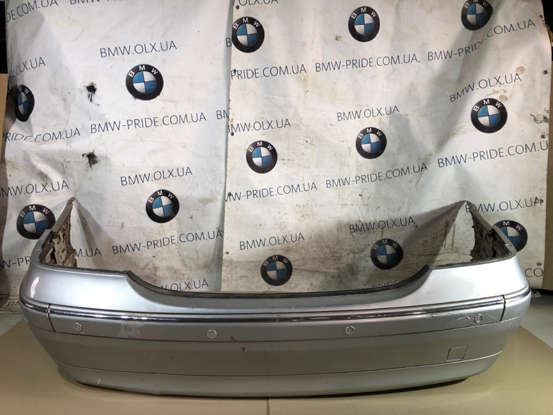 Бампер Mercedes-Benz C-Class W203 1.8 M111.951 задний (б/у)