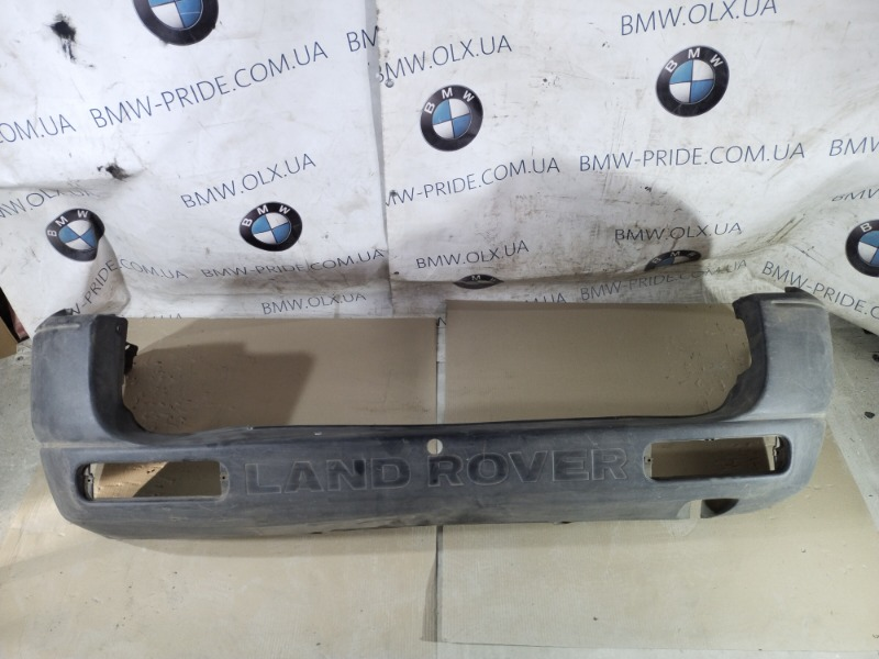 Бампер Land Rover Freelander 1.8B задний (б/у)