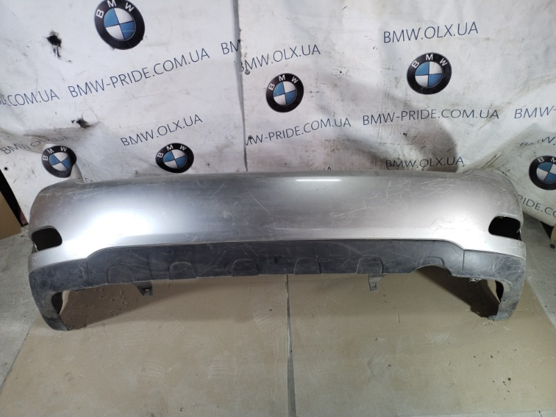 Бампер Lexus Rx XU30 3.0 1MZ-FE 2007 задний (б/у)