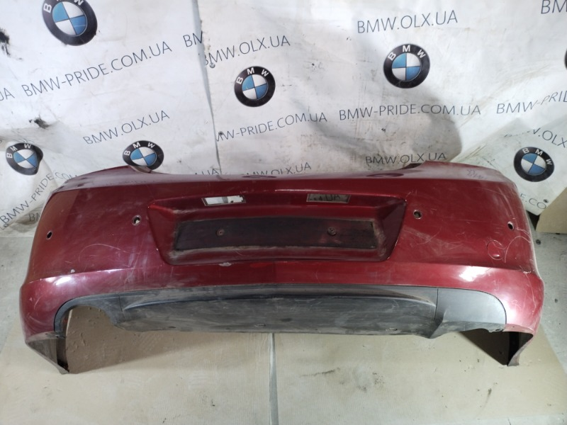 Бампер Opel Insignia A 2.0 DTH 2009 задний (б/у)