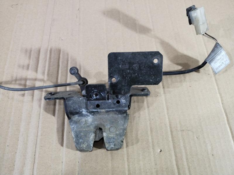 Замок багажника Bmw 5-Series E34 M50B25 (б/у)