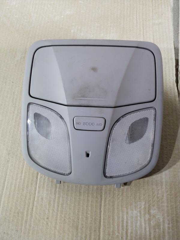 Плафон салона Hyundai Sonata YH 2.4 2013 передний (б/у)