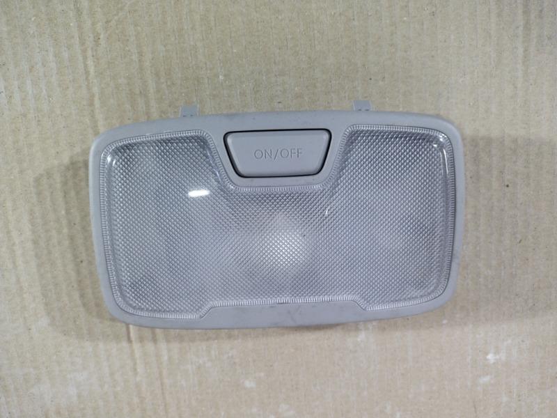 Плафон салона Hyundai Sonata YH 2.4 2013 задний (б/у)