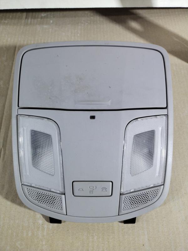 Плафон салона Hyundai Sonata LF 2.4 2015 передний (б/у)