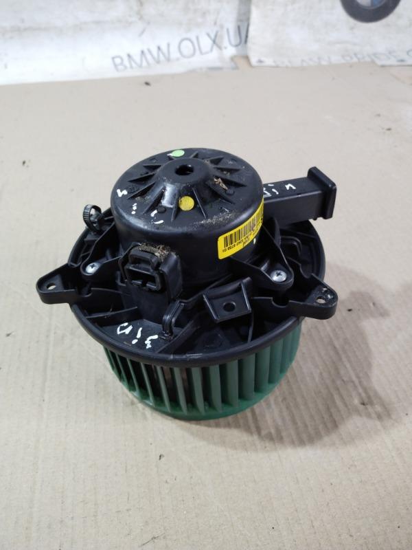 Мотор печки Opel Insignia A 2.0 DTH 2010 (б/у)