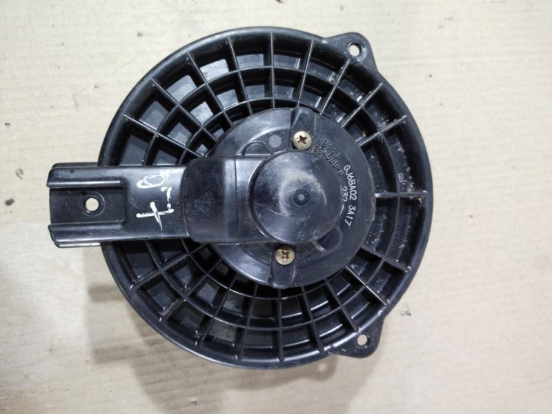 Мотор печки Mazda 6 GG 2.0 RF5 2004 (б/у)