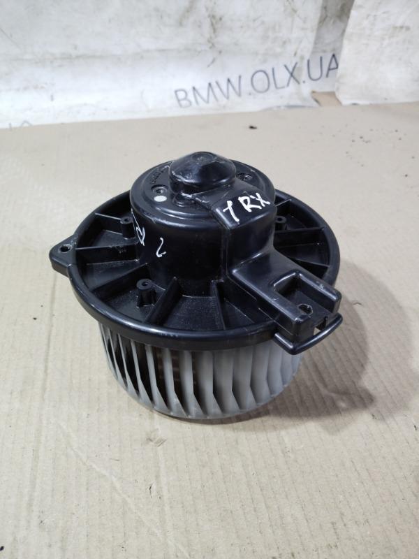 Мотор печки Lexus Rx XU30 3.0 1MZ-FE 2007 (б/у)