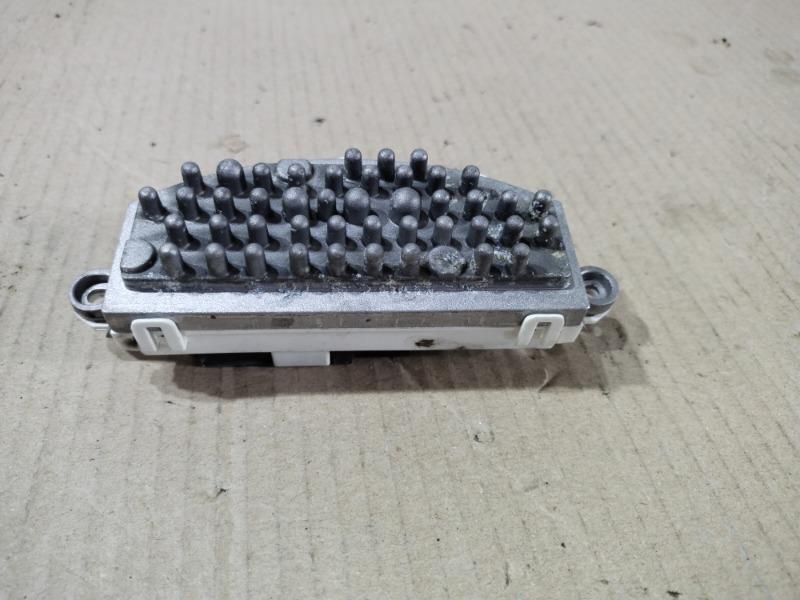 Резистор печки Bmw 3-Series F30 N26B20 2013 (б/у)