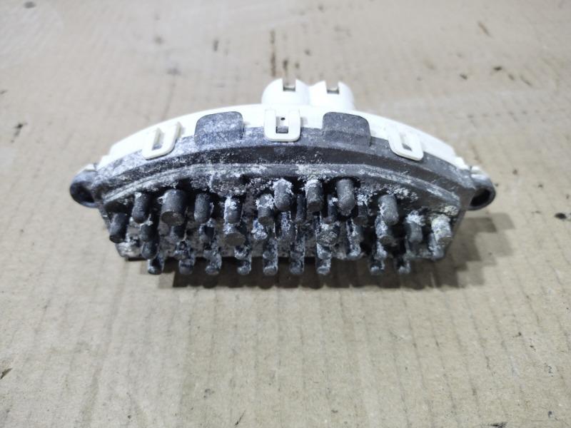 Резистор печки Bmw 3-Series F30 N47D20 2013 (б/у)