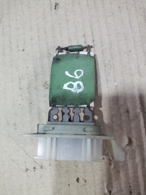 Резистор печки Volkswagen Passat B6 2.0 BKP 2008 (б/у)