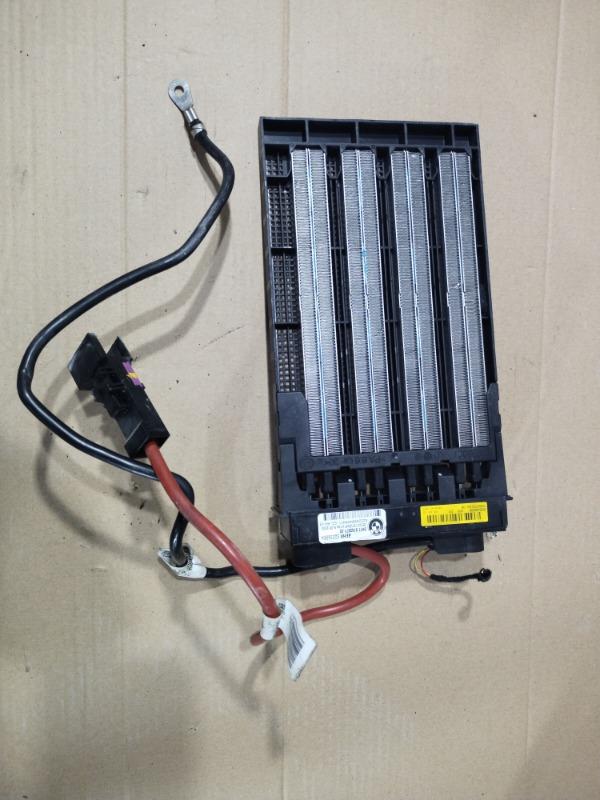 Радиатор печки Bmw 5-Series F10 N47D20 2013 (б/у)