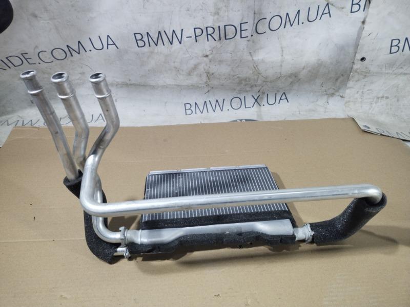 Радиатор печки Bmw 5-Series F10 N63B44 2013 (б/у)