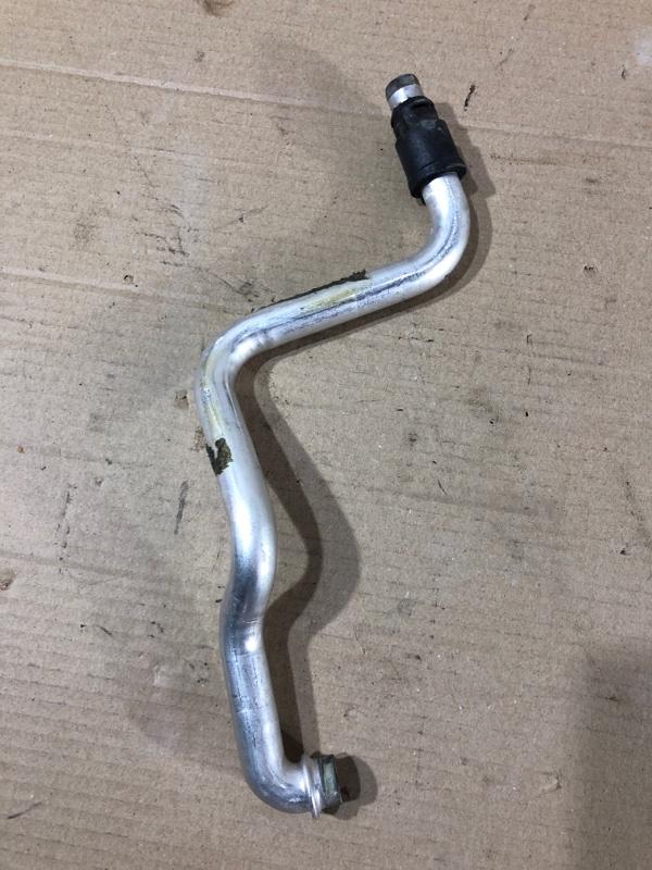Трубка радиатора печки Bmw 7-Series E65 N62B44 (б/у)