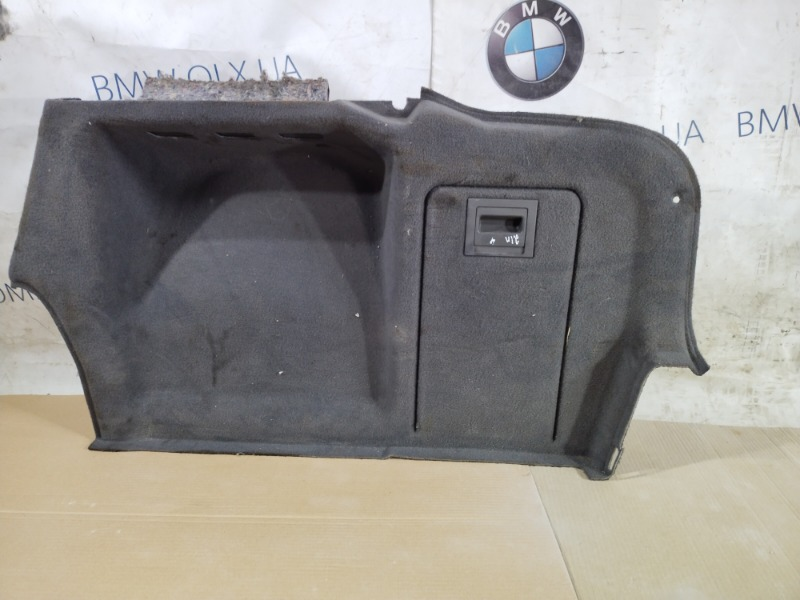 Обшивка багажника Opel Vectra C 2.2 YH 2008 правая (б/у)