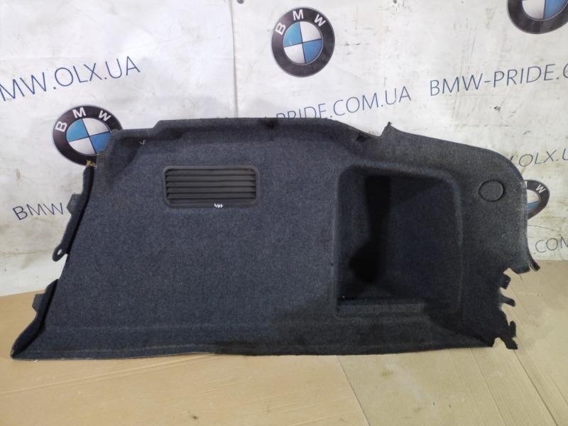 Обшивка багажника Audi A4 B6 2.0 ALT 2003 правая (б/у)