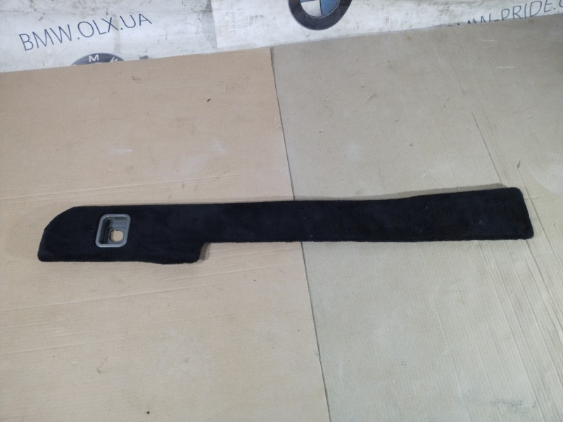 Обшивка багажника Bmw 7-Series E65 N62B44 (б/у)