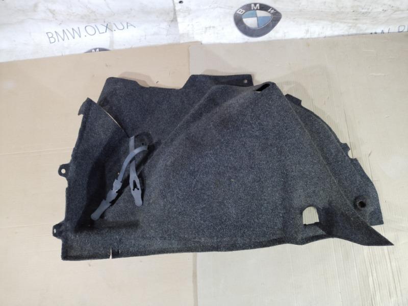 Обшивка багажника Volkswagen Golf 5 2.0 BKD 2004 (б/у)
