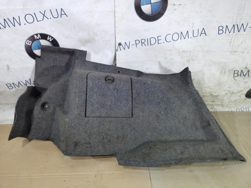 Обшивка багажника Bmw 3-Series E46 M43B19 (б/у)