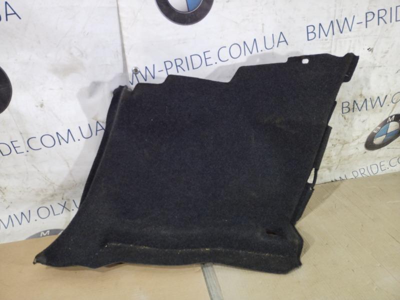 Обшивка багажника Bmw 5-Series E60 M54B30 (б/у)
