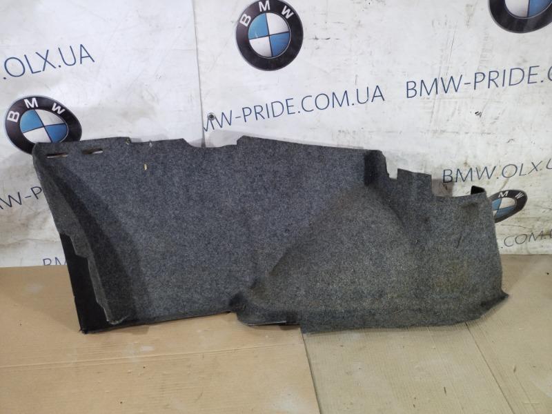 Обшивка багажника Bmw 5-Series E34 M50B25 правая (б/у)