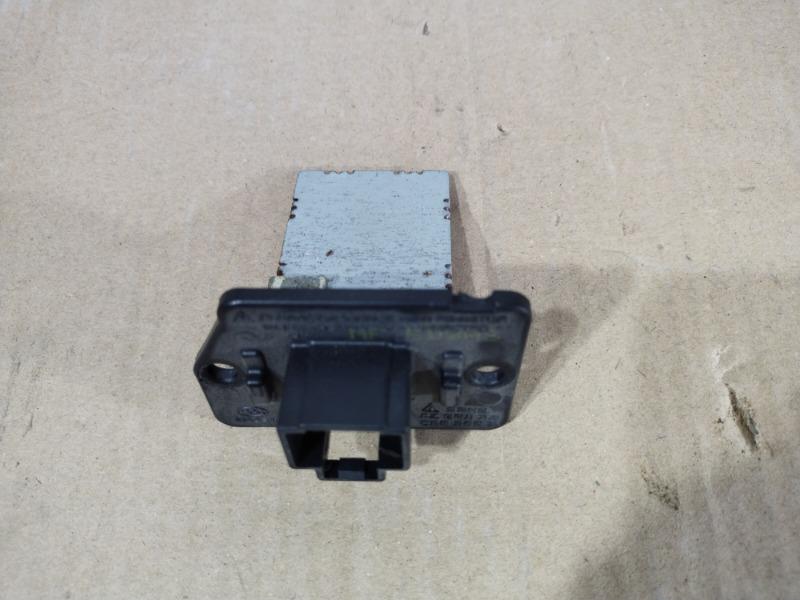 Резистор печки Hyundai Santa Fe CM 2.2 CRDI 2009 (б/у)