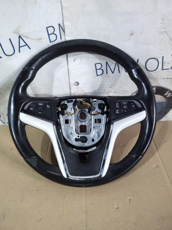 Руль Chevrolet Volt 1.4 2013 (б/у)