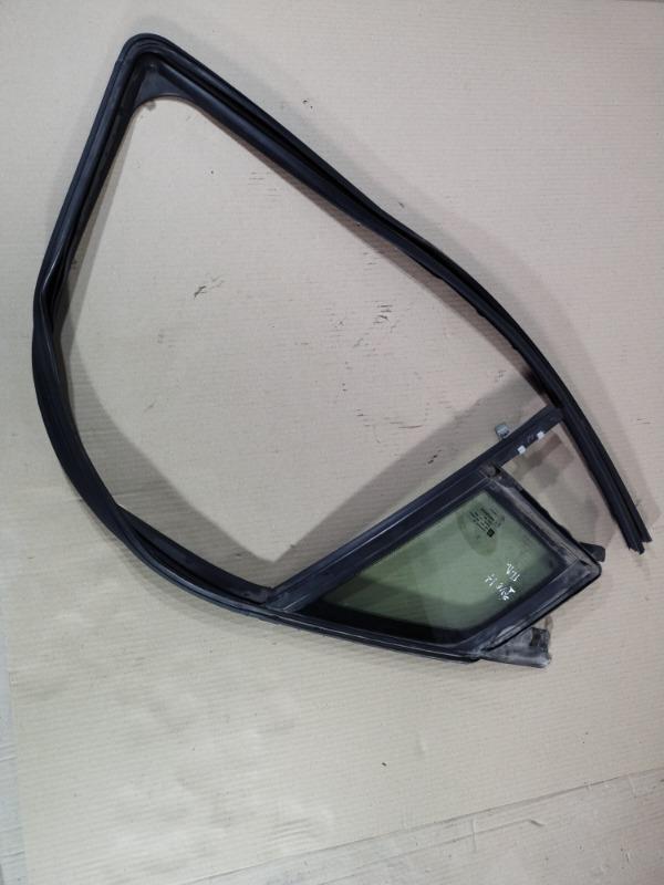 Форточка двери Chevrolet Volt 1.4 2012 передняя левая (б/у)