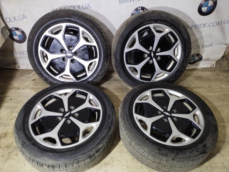 Диски с резиной Chevrolet Volt 1.4 2013 (б/у)