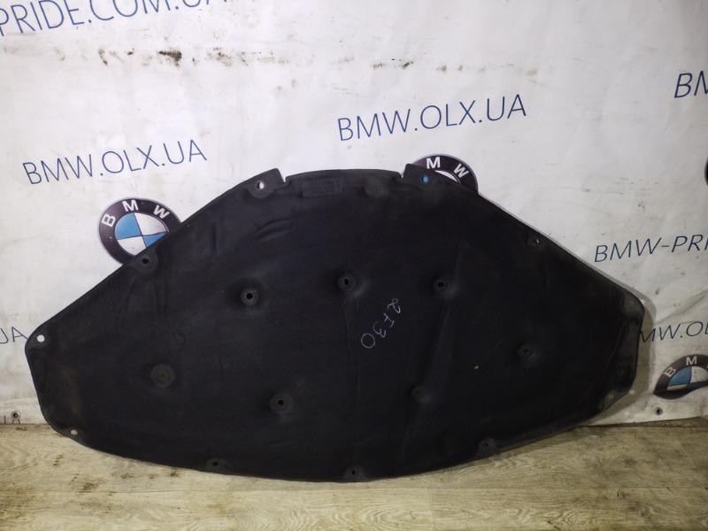Шумоизоляция капота Bmw 3-Series F30 N47D20 2013 (б/у)
