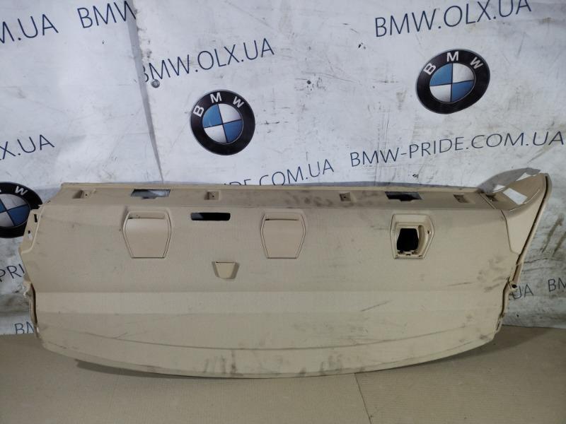 Полка багажника Bmw 3-Series F30 N26B20 2013 (б/у)