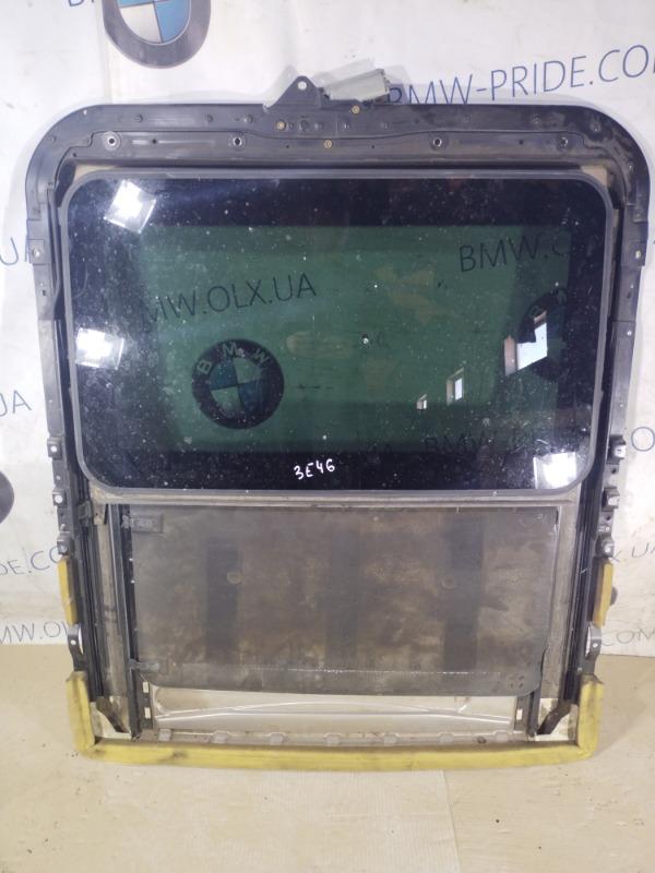 Люк Bmw 3-Series E46 M43B18 1998 (б/у)