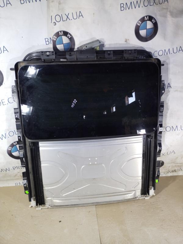 Люк Bmw 5-Series E60 N52B25 2005 (б/у)