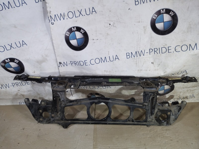 Телевизор (передняя часть кузова) Bmw 5-Series E39 M57D30 2001 (б/у)