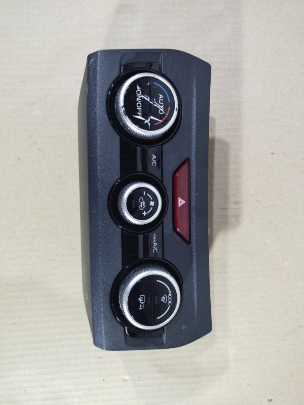 Блок управления климат-контролем Subaru (б/у)