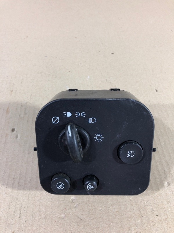 Блок управления светом фар Chevrolet Trailblazer (б/у)