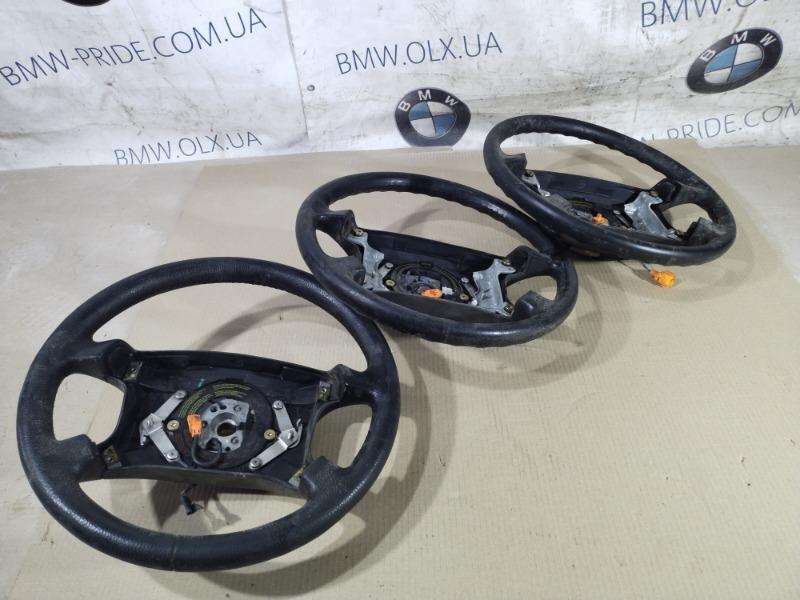 Руль Bmw 7-Series E32 M30B35 (б/у)