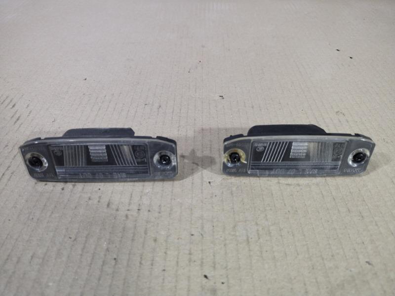 Плафон подсветки номера Hyundai Sonata YH 2.4 2013 (б/у)