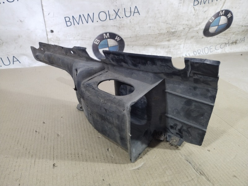 Воздуховод Bmw 5-Series E39 M51D25 1999 (б/у)